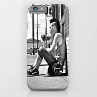 iPhone & iPod Case featuring Tacoma skater by Vorona Photography