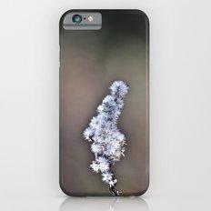 Flower stem iPhone 6 Slim Case