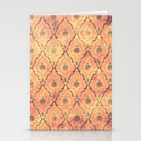 VICTORIAN SUNSET Stationery Cards