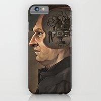 iPhone & iPod Case featuring Technical Difficulties by Nick Sadek Illustration