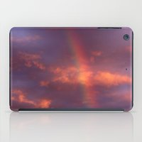 Dramatic Rainbow iPad Case
