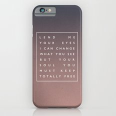 Awake My Soul III iPhone 6s Slim Case