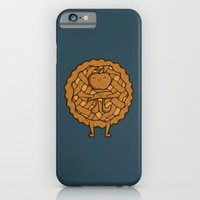 iPhone & iPod Case featuring Apple Pi by Perdita