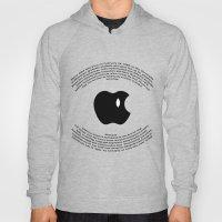 A Tribute To Steve Jobs Hoody