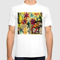 Unexpected - Part II Mens Fitted Tee White SMALL
