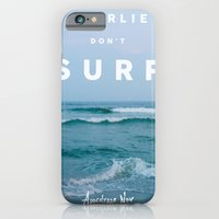Charlie Don't Surf iPhone 6 Slim Case