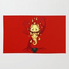 Dragon Tea Rug