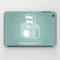 Lomographize It! (light … iPad Case