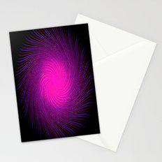 Pink Spirit Circle 2 Stationery Cards