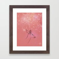 Constellation Prize Framed Art Print