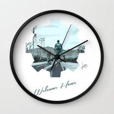 Fallout 4 Wall Clock