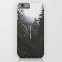 iPhone & iPod Case featuring Latourell Falls, OR by Gilganizer