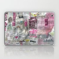 The Soul Of A Journey  Laptop & iPad Skin