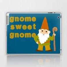 gnome sweet gnome Laptop & iPad Skin