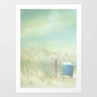 Sweet Summer Days Art Print