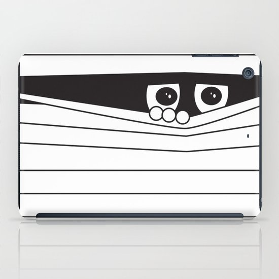 Watching. iPad Case