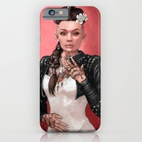 Mass Effect - Jack's Wed… iPhone 6 Slim Case