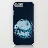 iPhone & iPod Case featuring Kodamas by Krikoui