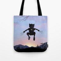 Wolverine Kid Tote Bag
