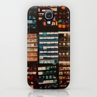 Galaxy S4 Cases featuring NEGATIVE by Brandon Neher