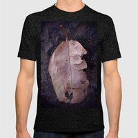 Torn Love Mens Fitted Tee Tri-Black SMALL