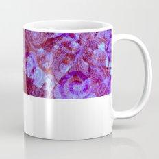 Hydrangea Paisley Abstract Mug