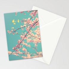 I Love Spring Stationery Cards