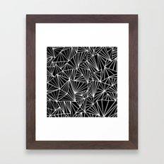 Ab Fan #2 Framed Art Print