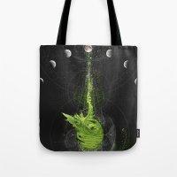 Nature Radio Tote Bag