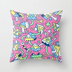 Fangewla Throw Pillow