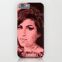 27 Club - Winehouse iPhone 6 Slim Case