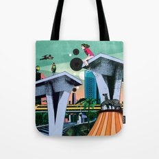 During his absence Tote Bag