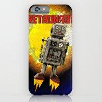:: RETRONAUT iPhone 6 Slim Case