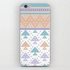Tee-Pee iPhone & iPod Skin