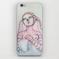 The Bunny rabbit iPhone & iPod Skin