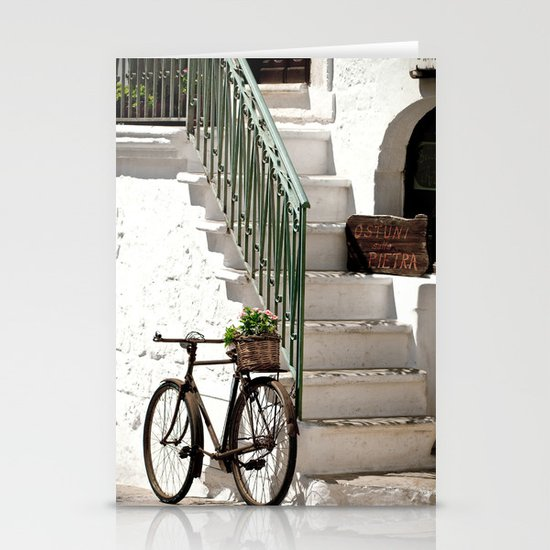 Italy 2 Stationery Card