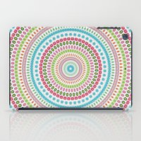 Mandala Apple Pie iPad Case