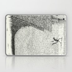 'The Field By The Forest' Laptop & iPad Skin