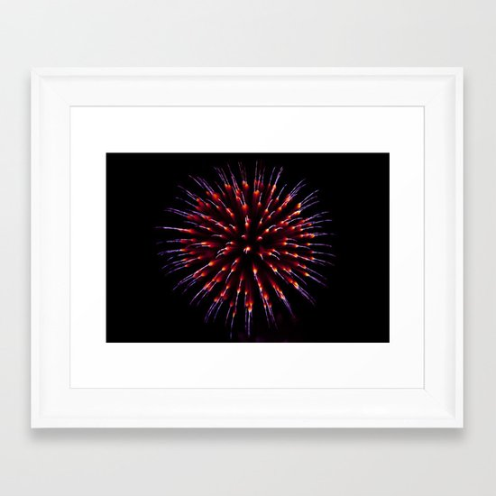 Efflorescence 1 Framed Art Print