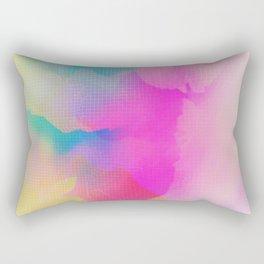 Rectangular Pillow - Glitch 17 - Seamless