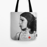 You Are Here In My Heart Tote Bag