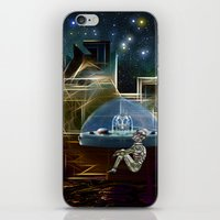 Do Aliens Get Lonely As … iPhone & iPod Skin