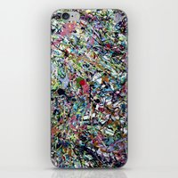 After Pollock iPhone & iPod Skin