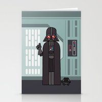 EP4 : Darth Vader Stationery Cards