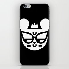Skeptical Mouse iPhone & iPod Skin