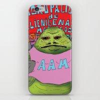 Jabba The Moyan iPhone & iPod Skin