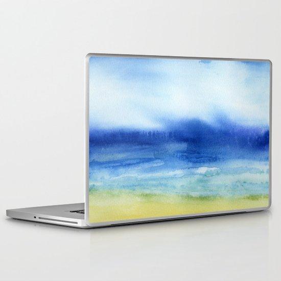 The Sea Is My Church Laptop & iPad Skin