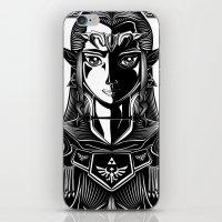 Legend Of Zelda Princess… iPhone & iPod Skin