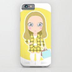 Clueless iPhone 6s Slim Case