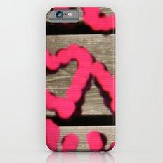 live.love.laugh. iPhone 6 Slim Case